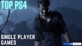 Top 10 Single Player Offline PS4 Games
