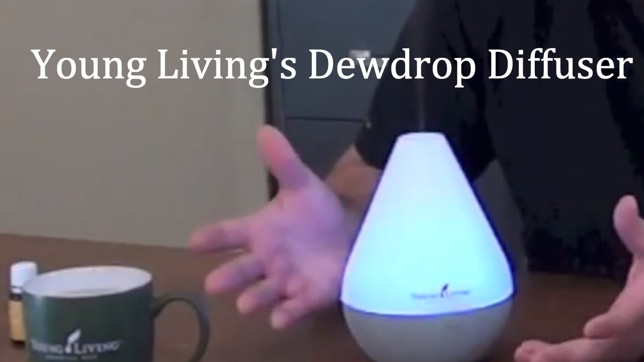 How To Get Your Hands On The Dewdrop Diffuser From Young Living