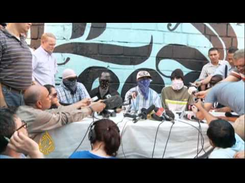 Rival Honduras gangs declare truce