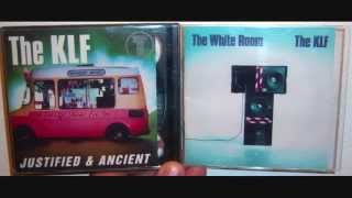 "KLF - Justified & ancient (1992 Stand by the Jams 12"" version)"