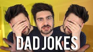 BAD DAD JOKES FOR FATHERS DAY! | Crashbangadam