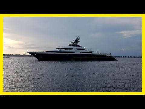 Indonesian police probing if crew of luxury yacht sought in 1MDB probe violated immigration rules