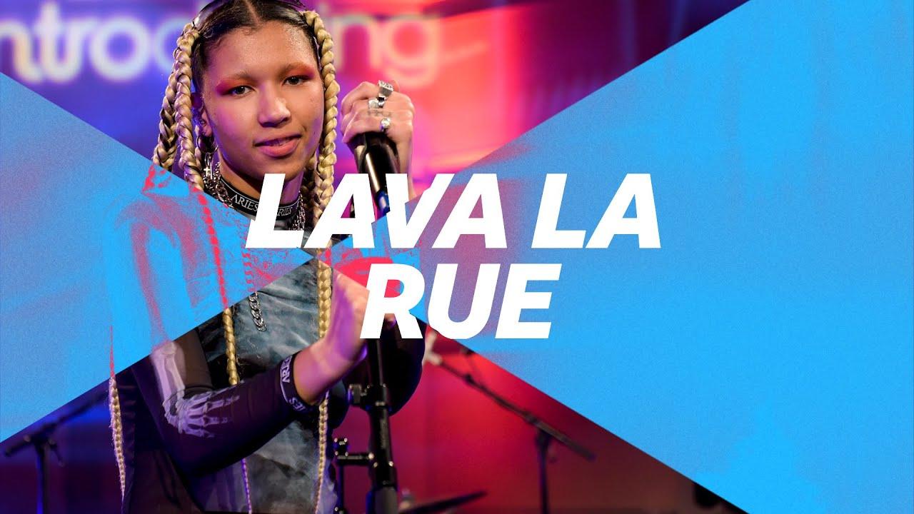 Lava La Rue - Angel ft. Deb Never (Eurosonic Festival 2021)