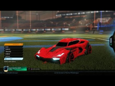 Rocket League FAKE EKEZ EXPOSED