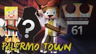 HRAJEME SE SÉGROU - PALERMO TOWN - Minecraft Mini hry 61 w/ GEJMR