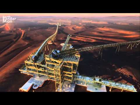 3D mining engineering animation