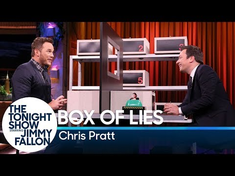 Download Youtube: Box of Lies with Chris Pratt