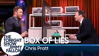 Chris Pratt and Jimmy take turns trying to stump each other about what items are hidden inside their mystery boxes. Subscribe NOW to The Tonight Show ...