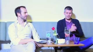 Michael Eisler (startup300) at Startup Grind Vienna