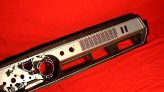 1966-1967 Cutlass Dash Bezel Plate