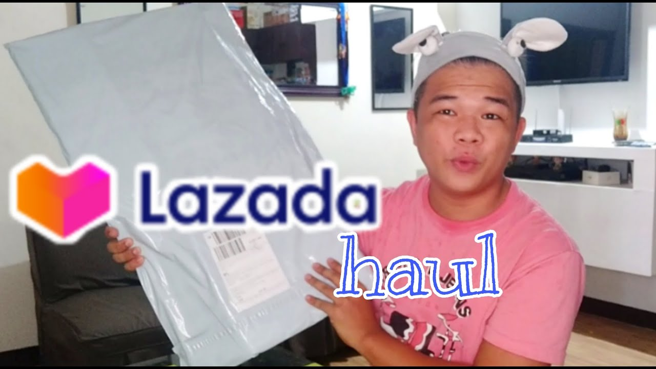 Online Shopping Haul (may scam na Isa)