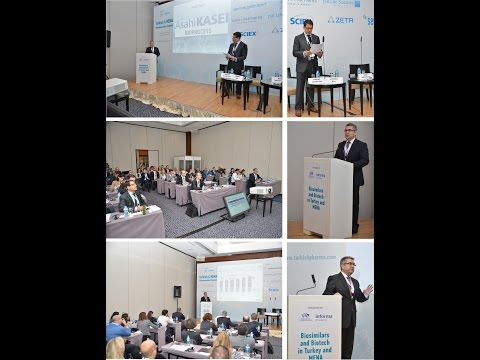 The Keynote Talk on Current State of Play for Biosimilars in Turkey