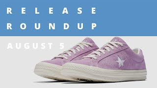Tyler, The Creator x Converse One Star and More | Release Roundup August 5th
