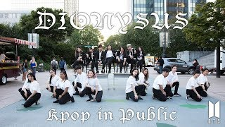 [KPOP IN PUBLIC - DIONYSUS 디오니소스 DANCE COVER] -- BTS -- 방탄소년단 [YOURS TRULY COLLAB]