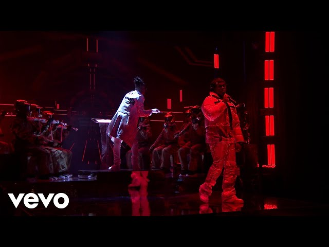 Space Cadet (Live On The Tonight Show Starring Jimmy Fallon / 2019)