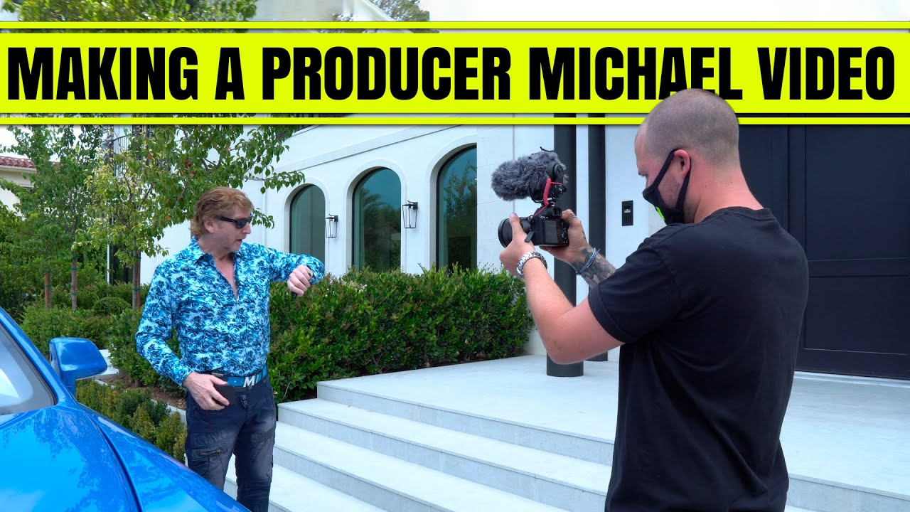 HOW I MAKE A PRODUCER MICHAEL VIDEO