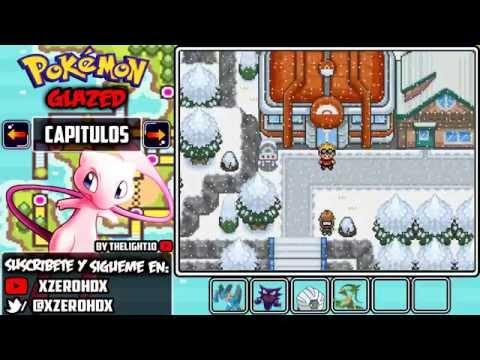 Pokémon Glazed Mixlocke En Español #16   5 GIMNASIO MAS EASY?? PUES NO!!!!!