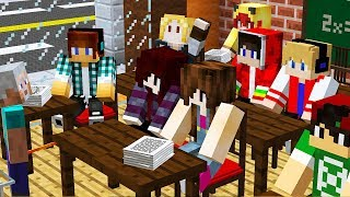 NOVA SÉRIE ! ESCOLA DE YOUTUBERS NO MINECRAFT ! 2.0