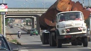 Afrique, Les ouvrier du transport acteurs de la croissance économique du continent