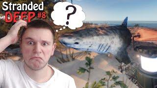 A REAL LANDSHARK??? | Stranded Deep #8