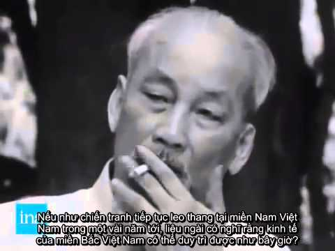 Interview with Ho Chi Minh (Uncle Ho) in 1964