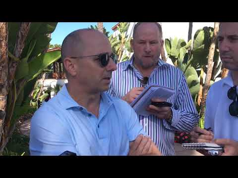 Yankees' Brian Cashman on Manny Machado