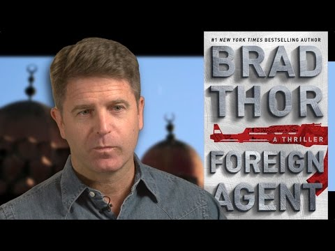 Conservatarian Novelist Brad Thor: ISIS Exemplifies Islam, Trump and Clinton are Terrible