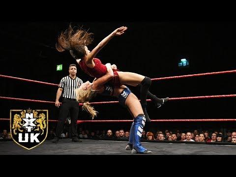 Jinny vs  Millie McKenzie - U K  Women's Championship Tournament  Quarterfinal: NXT UK, Nov  14, 2018