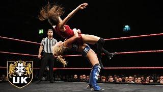 Jinny vs. Millie McKenzie - U.K. Women's Championship Tournament Quarterfinal: NXT UK, Nov. 14, 2018