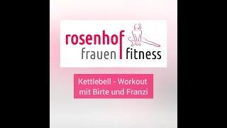 Kettlebell - Workout mit Birte und Franzi