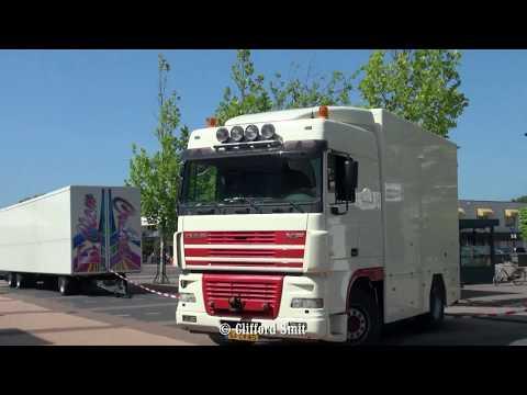 Kermis Heerhugowaard 2018 Transport en opbouw Deel 4