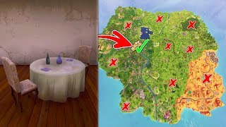 IMPOSSIBLE GUESS THE FORTNITE LOCATION in Fortnite Battle Royale!