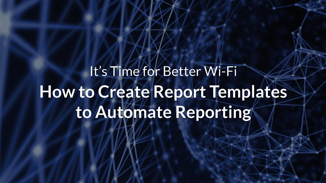Custom Report Templates Round-Up