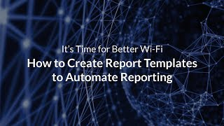 Gambar cover How to Create Report Templates to Automate Reporting