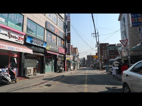 Driving Korea | Gwangju-si, Gyeonggi Province - A small city near Seoul with a population of 300,000