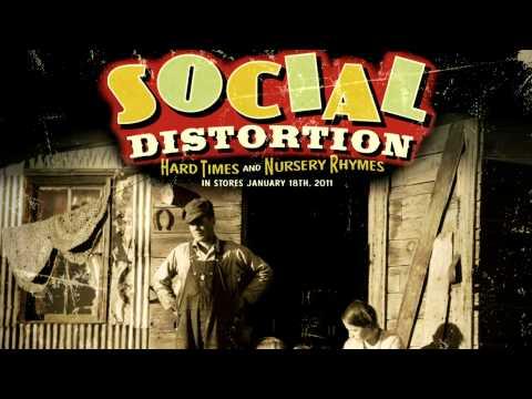 Social Distortion - California (Hustle and Flow) (LYRICS)
