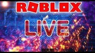 ROBLOX LIVE STREAM  -LET