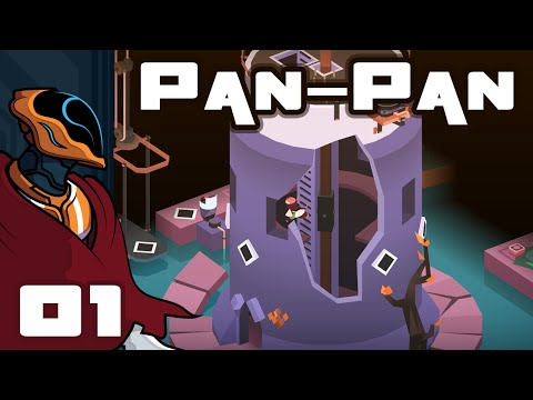 Let's Play Pan-Pan - PC Gameplay Part 1 - Go Get Em Digbot! Dig That Hole For Freedom!