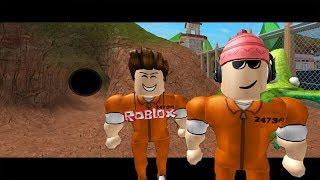 SECRET ESCAPE TUNNELS (A Roblox Jailbreak Movie)
