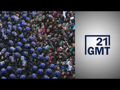 منظمة العفو الدولية تطالب بمحاكمة عادلة لمعتقلي الحراك في الجزائر  - 04:58-2020 / 2 / 23