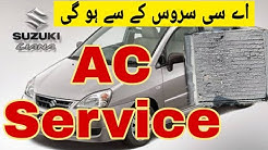 Suzuki Liana Ac Service