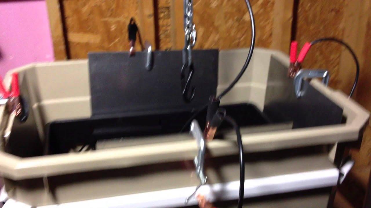 Building My Electrolysis Tank | Part 2