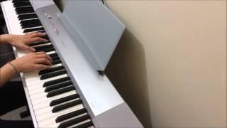 Kim Jae Joong김재중-Love You More (Piano cover)