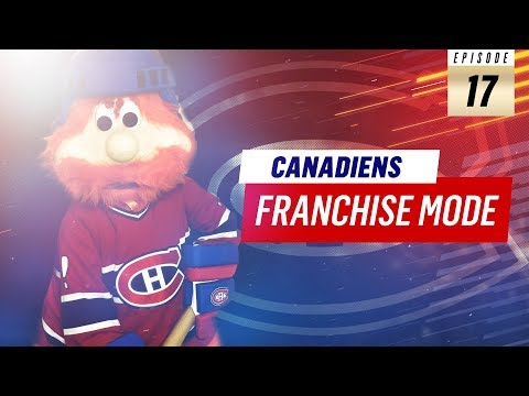 "NHL 19 Franchise Mode - Montreal Canadiens #17  - ""PLAYOFFS IN SIGHT!?!"""