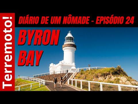 Diário de um nômade - Ep. 24 (Byron Bay, Austrália)