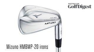 2020 PGA Show: Mizuno HMB MP-20 irons