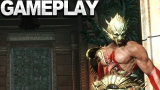 God of War: Ascension - Multiplayer Killing Spree [HD]