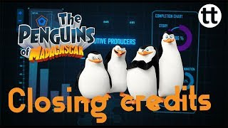 penguins of madagascar ending credits
