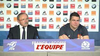 Guirado «Encore plus sous pression» - Rugby - Tournoi - Bleus