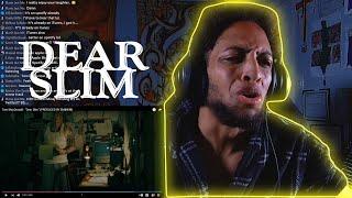 "TOM MACDONALD | ""DEAR SLIM"" | LIVE REACTION"